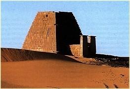 Tombeau nécropole Nord