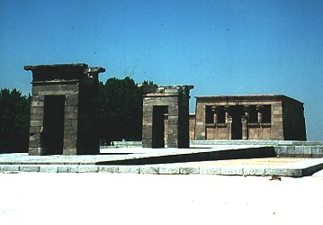 Debod : Christian Graas : Madrid 1993